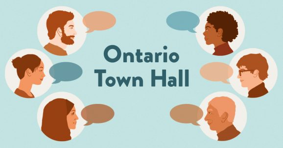 Ontario Town Hall Shareable