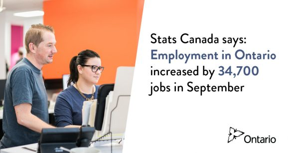 Stats Canada Service Announcement