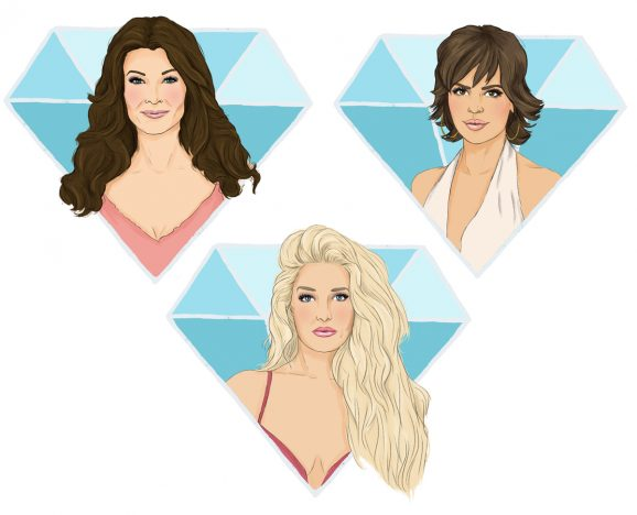 The Real Housewives Fan Art